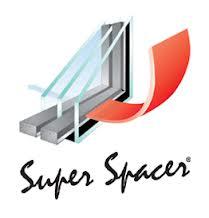 SUPER SPACER TROJSKLO