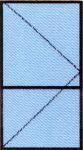 Vch. Dvere jednokrídlové - Delené - So sklom 24mm (Float, DK číra, chinchilla)